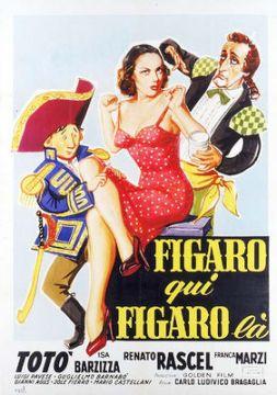 Totò - Figaro qua,figaro là (1950).AVI DVDRip AC3-ITA