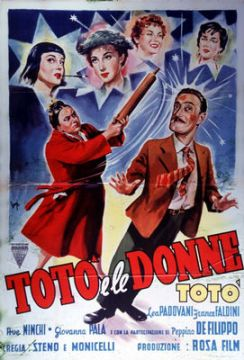 Totò e le donne (1952).AVI DVDRip AC3-ITA