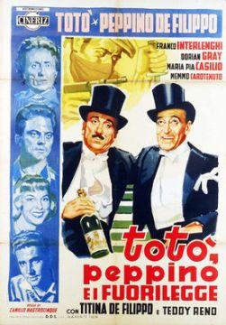 Totò, Peppino e i fuorilegge (1956).AVI DVDRip AC3-ITA