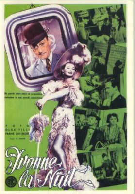 Totò - Yvonne la nuit (1949).AVI DVDRip AC3-ITA