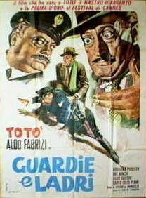 Totò - Guardie e ladri (1951).AVI DVDRip AC3-ITA