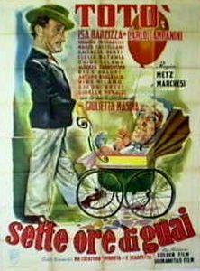 Totò - Sette ore di guai (1951 ).AVI DVDRip AC3-ITA