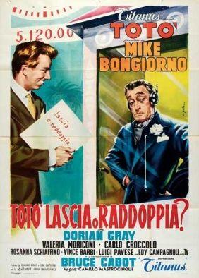 Totò - Lascia o raddoppia? (1956).AVI DVDRip AC3-ITA