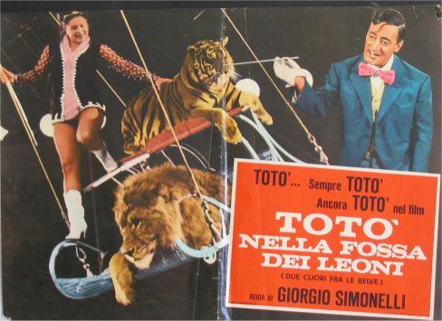 Toto nella fossa dei leoni 1943 hd helperfeel for Elenco senatori italiani