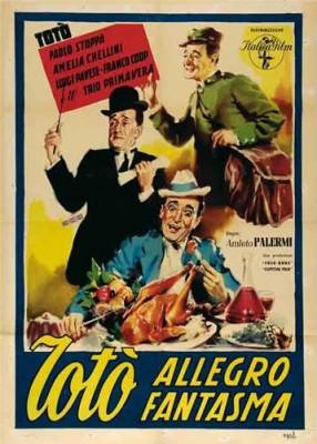 Totò - L'allegro fantasma (1941).AVI DVDRip AC3-ITA
