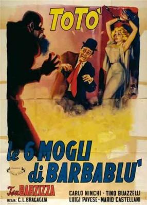 Totò - Le sei mogli di Barbablù (1950).AVI DVDRip AC3-ITA